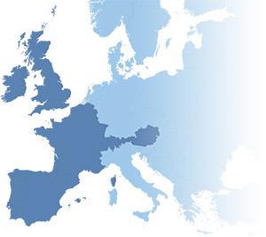 EuroMillionen Teilnahmeländer